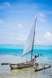 Mystery Island, Vanuatu Stock Images
