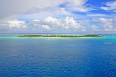 Mystery Island, Vanuatu Stock Photos