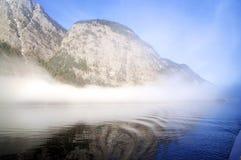 Mystery Lake Stock Image