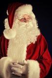 Mystery santa Stock Photo