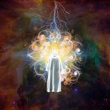 mystic Arkivbild