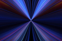 Mystic Abstract In Bright Colors Stock Photos