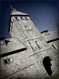Mystic Clock Stock Image