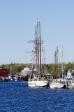 Mystic, Connecticut Stock Image