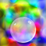 Mystic Crystal Ball Royalty Free Stock Photo