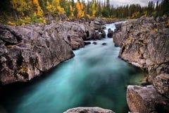 Mystic flod Royaltyfri Foto