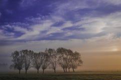 Mystic Landscape Royalty Free Stock Photo