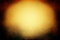 Mystic light tunnel background, grunge texture Royalty Free Stock Images