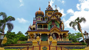 Mystic manor at hong kong disneyland Stock Images