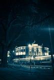 mystic nattplats Royaltyfri Foto