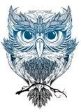 Mystic owl Stock Photo