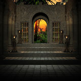 Mystic Place Royalty Free Stock Photos