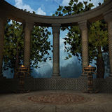 Mystic Place Royalty Free Stock Photo