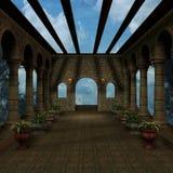 Mystic Place vector illustration