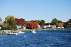 Mystic Seaport Stock Photos