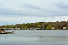 Mystic Seaport Stock Image