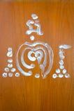 Mystic symbol Stock Images