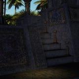 Mystic Temple Stock Image