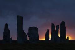 mystic timmar Fotografering för Bildbyråer
