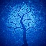Mystic tree Royalty Free Stock Photos