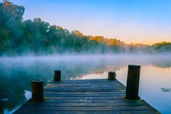 Mystic Water Royalty Free Stock Photography