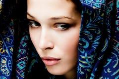 Mystic woman Royalty Free Stock Image