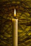Mystical astrology Stock Photography