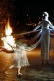 Mystical dance 9 Royalty Free Stock Photo