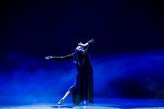 Mystical divination-Modern dance Stock Photo