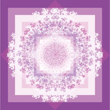 Mystical mandala, ethnic for decoration Royalty Free Stock Photo