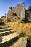Mystical Mystras Royalty Free Stock Photo