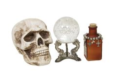 Mystical potion Stock Photo