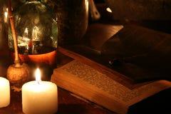 Mystical Scene stock image