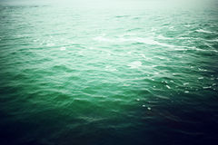 Mystical sea Stock Images