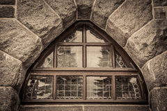 Mystical window Stock Photography