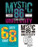 Mystique 86 et 68 Photos stock