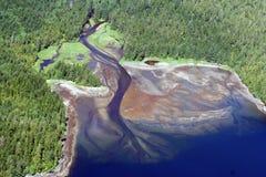 mystische Fjorde Lizenzfreie Stockbilder