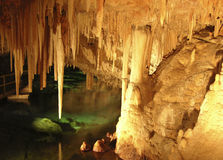 Mystische Höhlen Lizenzfreie Stockfotos