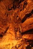 Mystische Höhlen - Stalaktiten und Stalagmite - 10 Lizenzfreie Stockfotografie