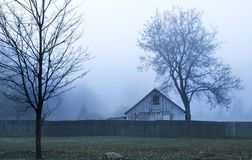 Mystische Landschaft lizenzfreie stockfotografie