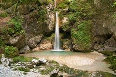 Mystischer Wasserfall II Lizenzfreie Stockbilder