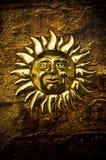 mystisk sun royaltyfri fotografi