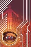 mystisk teknologi Arkivbilder