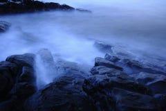mystisk wave Arkivbild