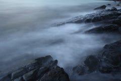 mystisk wave Arkivbilder