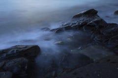 mystisk wave Royaltyfria Foton