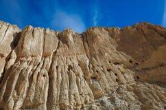 mystiska grottor Arkivbild