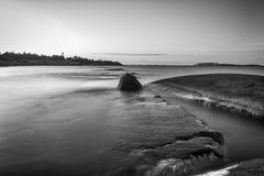 mystiskt hav Royaltyfri Fotografi