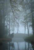 Mystiskt lynne Royaltyfria Foton