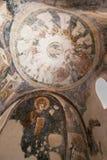 Mystras Agia Sophia Convent Fotografia Stock